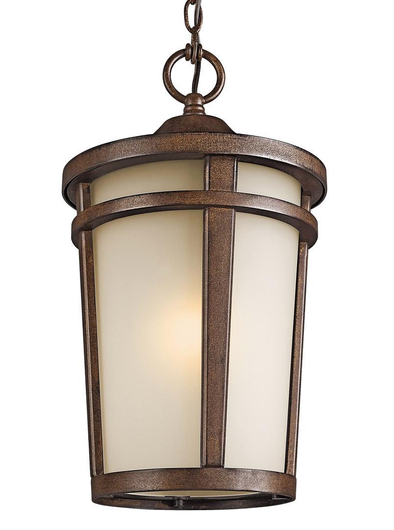7a91e286f5b Kichler 49075BSTFL Atwood Outdoor Hanging Lantern