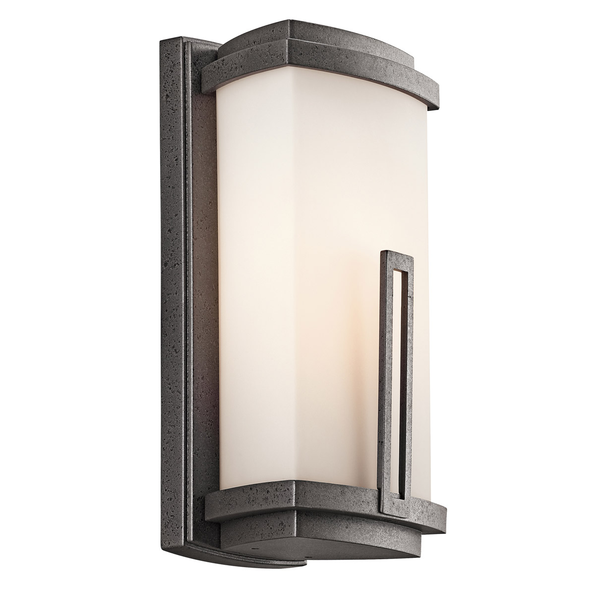Wall Sconces Kichler : Kichler 49110AVI Leeds Outdoor Wall Sconce