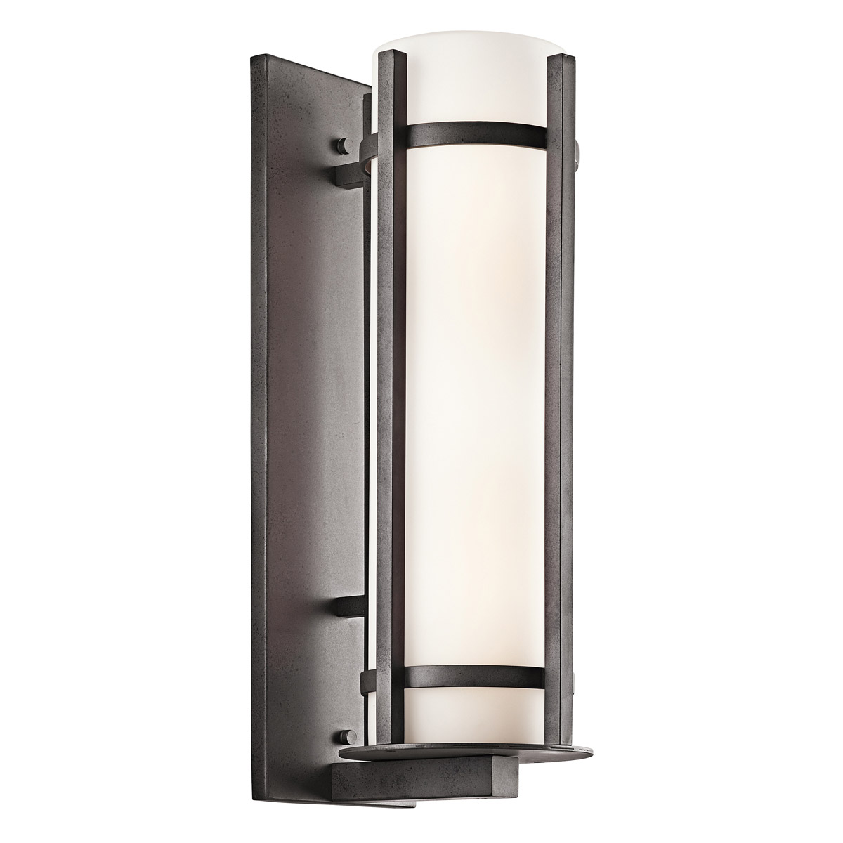 Outdoor Wall Sconce Kichler : Kichler 49121AVIFL Camden Outdoor Wall Sconce