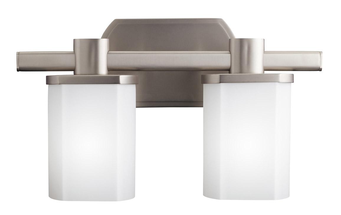 kichler bathroom light fixtures