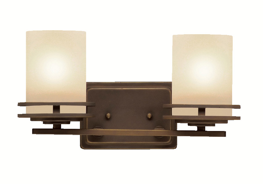 Vanity Lights Kichler : Kichler 5077OZ Hendrik Vanity Light