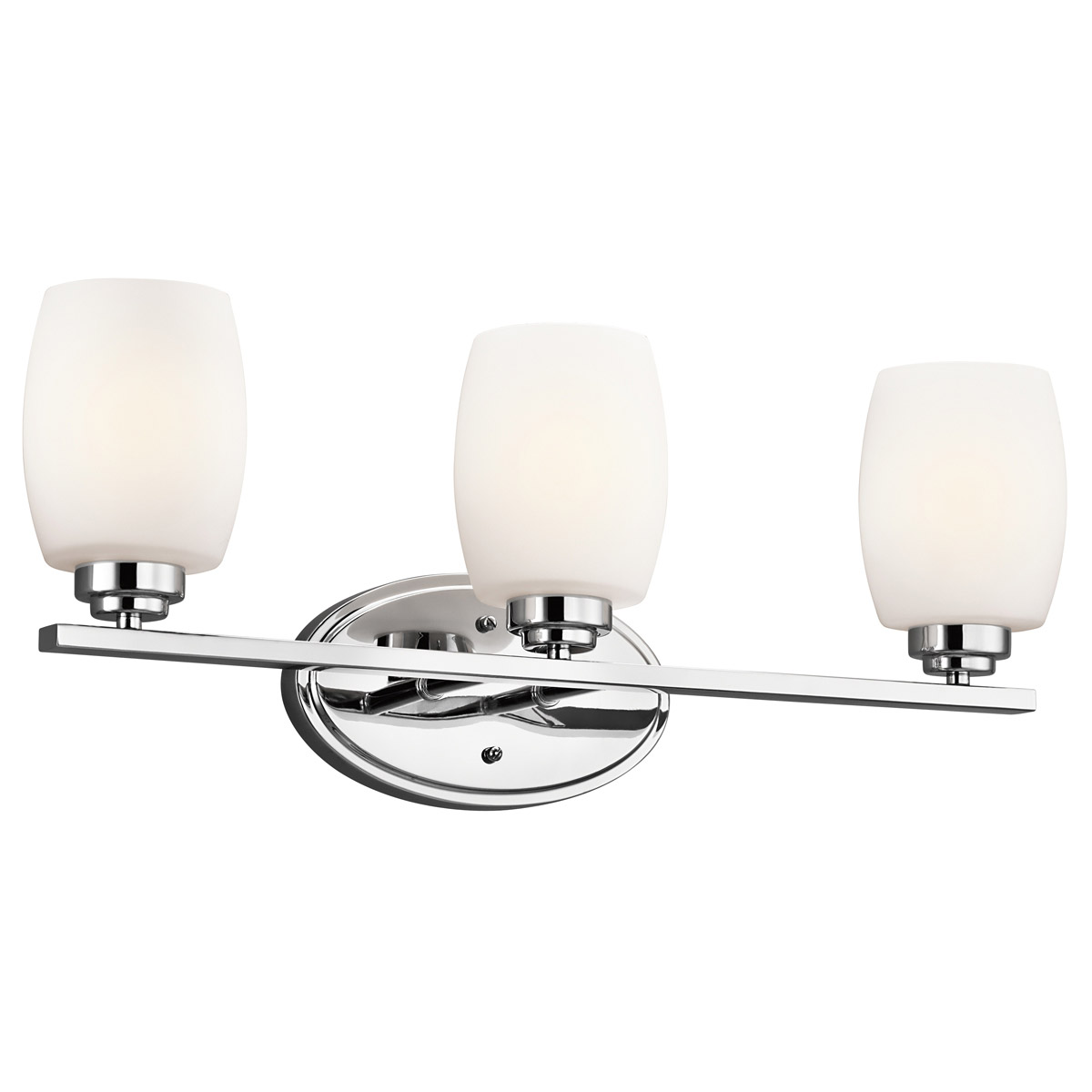Kichler 5098CHL16 Eileen Energy Star LED Bathroom Vanity Light