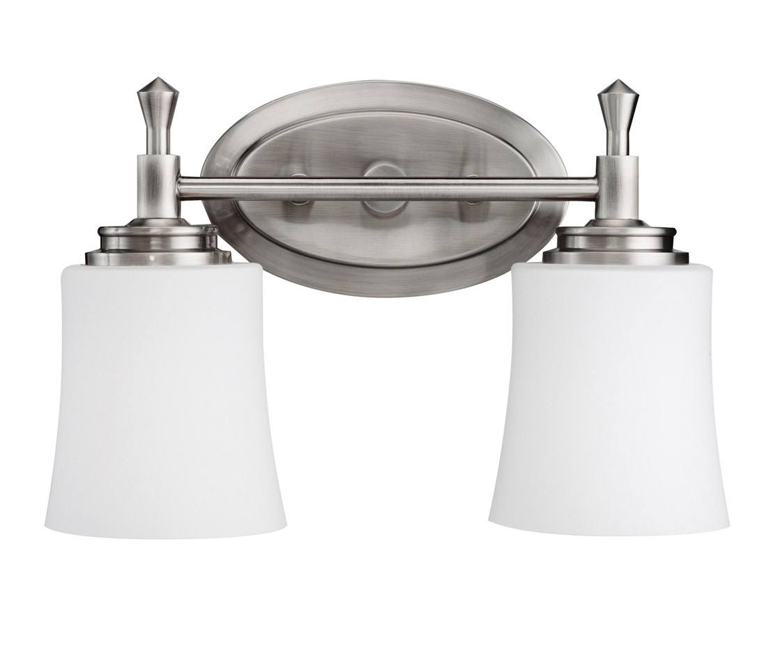 Vanity Lights Kichler : Kichler 5360NI Wharton Vanity Light