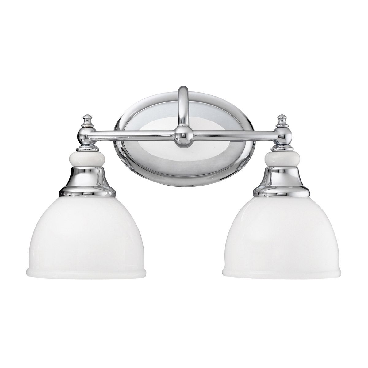 Vanity Lights Kichler : Kichler 5368CH Pocelona Vanity Light