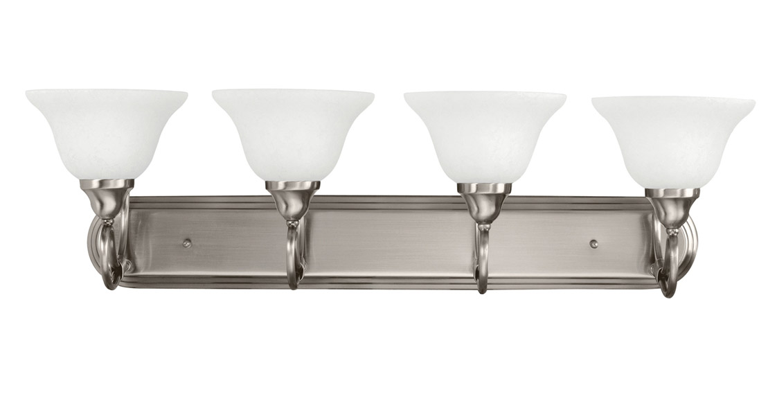 Kichler 5559AP Stafford Vanity Light