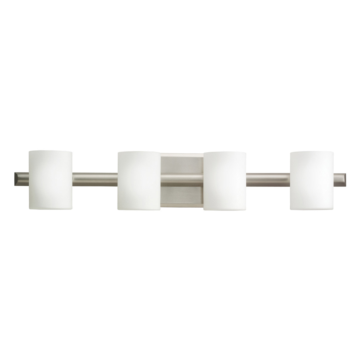 Bathroom Wall Vanity Lights : Kichler 5968NI Vanity Light