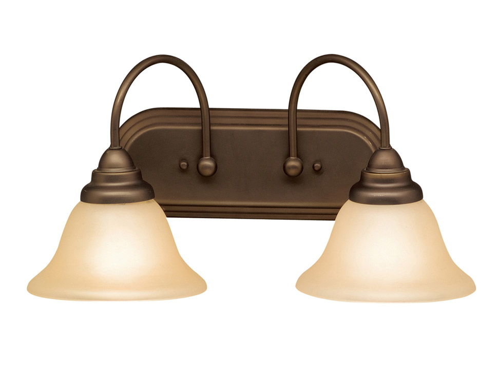 Vanity Lights Kichler : Kichler 5992OZ Telford Vanity Light