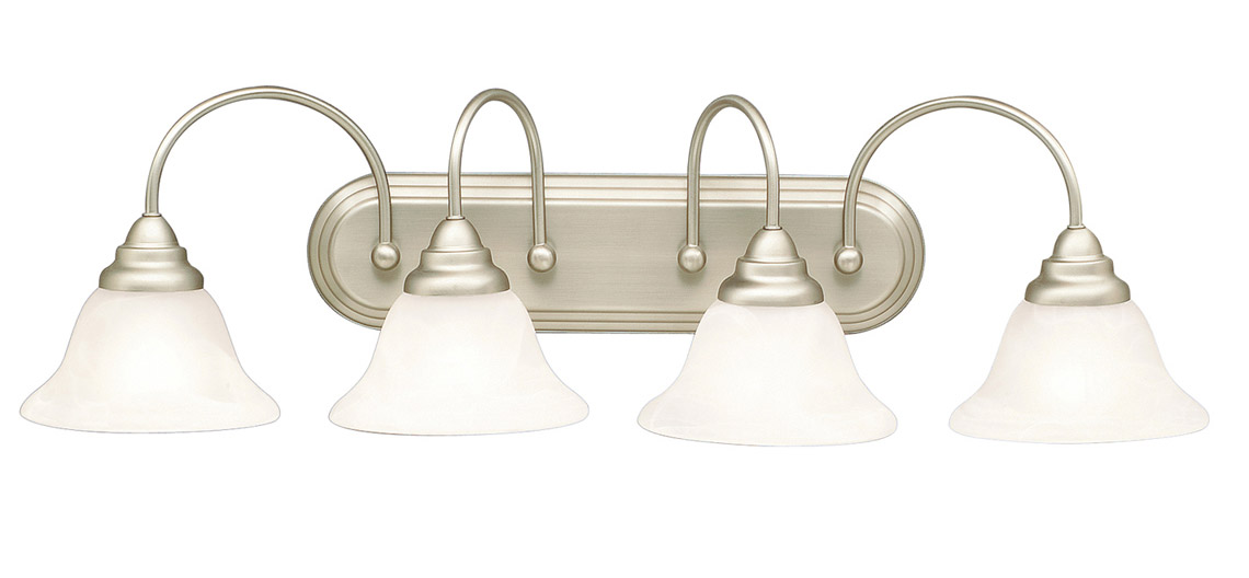 Vanity Lights Kichler : Kichler 5994NI Telford Vanity Light
