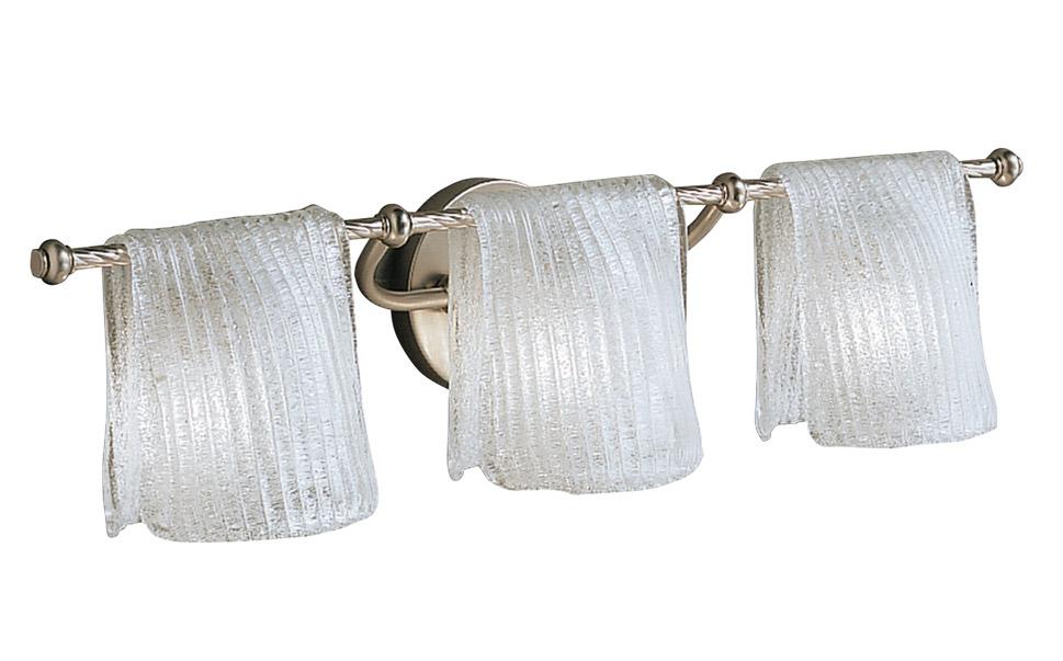 Bathroom Vanity Lights Kichler 6313ni towel vanity light