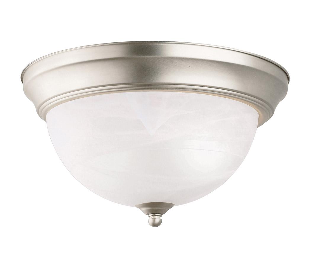 Kichler 8108ni flush mount ceiling fixture