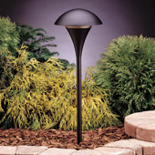 Transitional Eclipse 120V Path & Spread Light - Kichler 15236BKT
