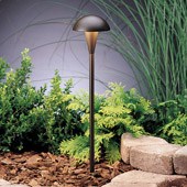 Contemporary Eclipse 12V Path & Spread Light - Kichler 15323AZT