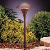 Contemporary Eclipse 12V Large Path & Spread Light - Kichler 15336TZT