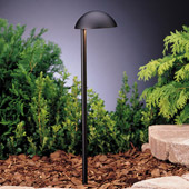 Contemporary Eclipse 12V Side Mount Path & Spread Light - Kichler 15423BKT