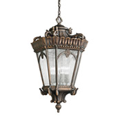 Traditional Tournai Outdoor Pendant - Kichler 9564LD