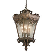 Traditional Tournai Outdoor Pendant - Kichler 9568LD
