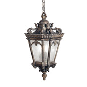 Traditional Tournai Outdoor Pendant - Kichler 9855LD