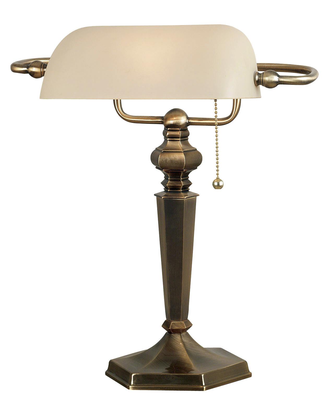 Kenroy home 20615gbrz mackinley desk lamp - Kenay home lamparas ...