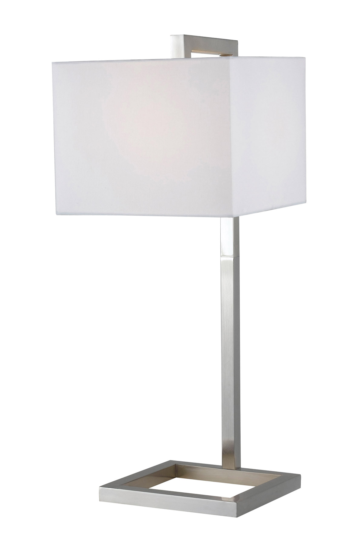Home 21079BS 4 Square Desk Lamp