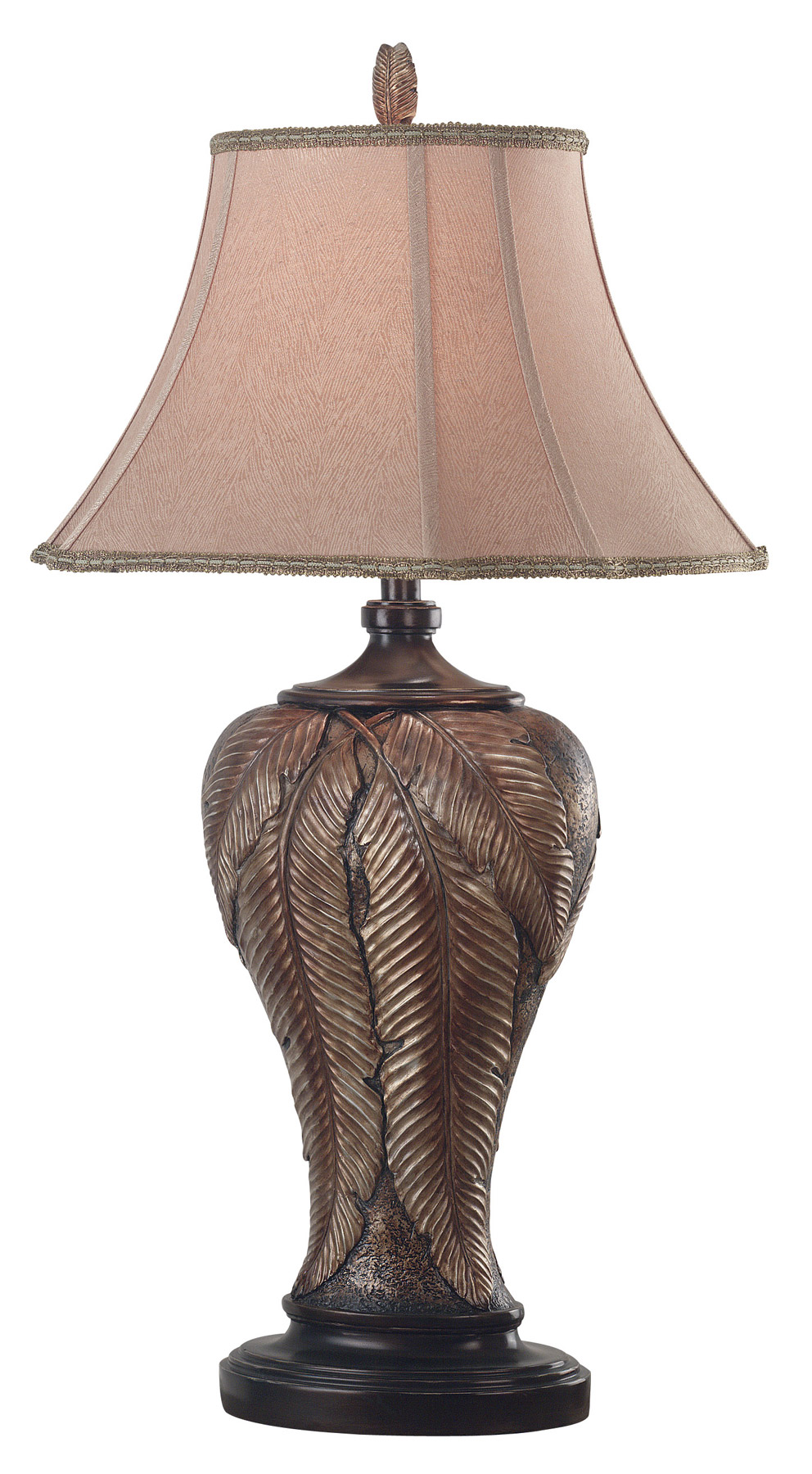 Kenroy home 31124lbz bermuda table lamp - Kenay home lamparas ...