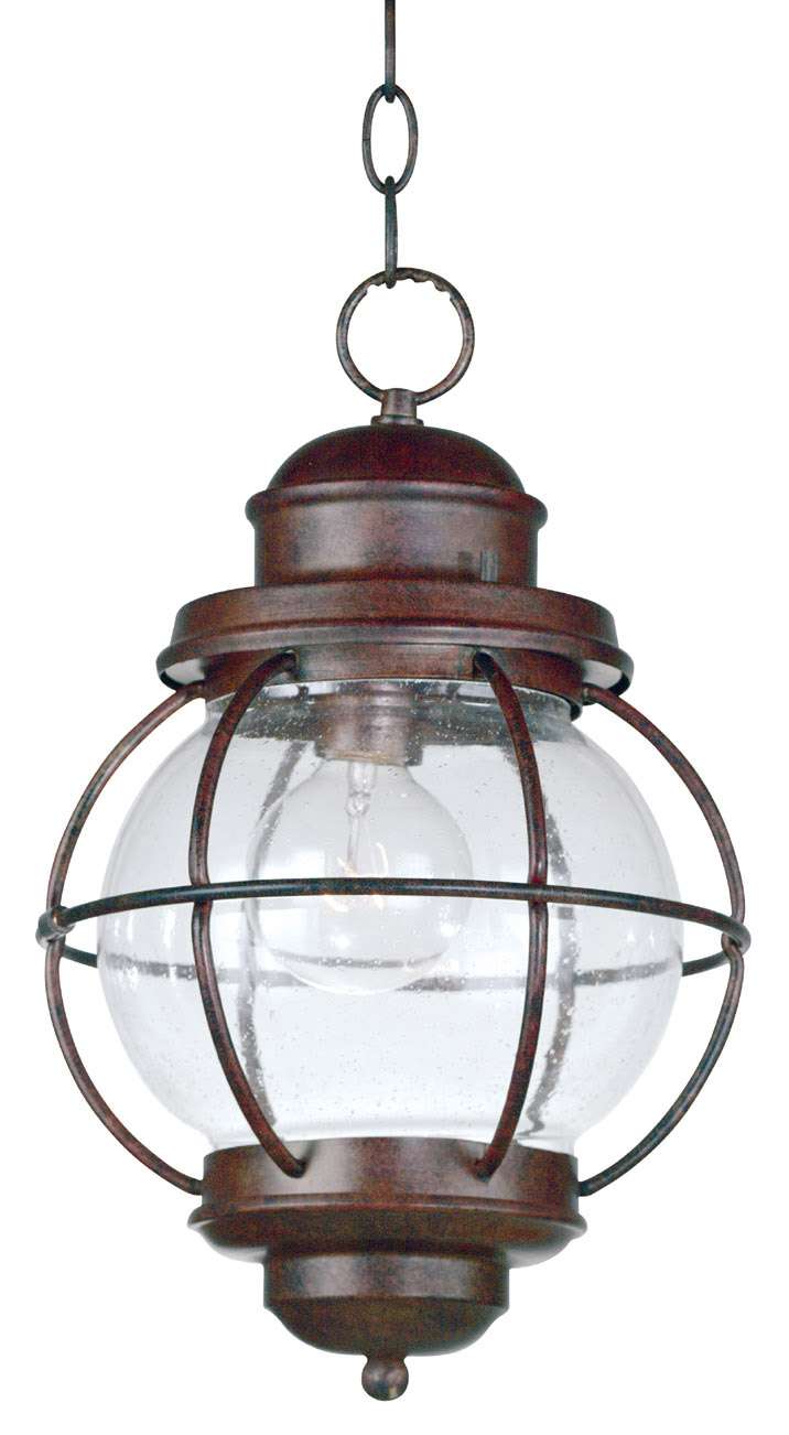 Home 90965GC Hatteras Indoor / Outdoor Hanging Lantern