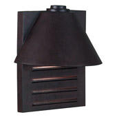 Traditional Fairbanks Outdoor Wall Fixture - Kenroy Home 10161COP