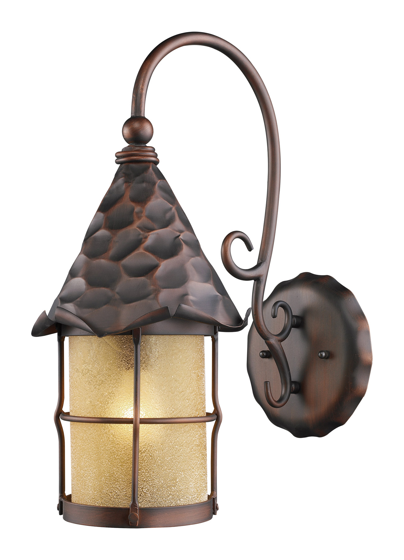 Elk Outdoor Lighting Elk lighting 385 ac rustica outdoor wall mount lantern workwithnaturefo