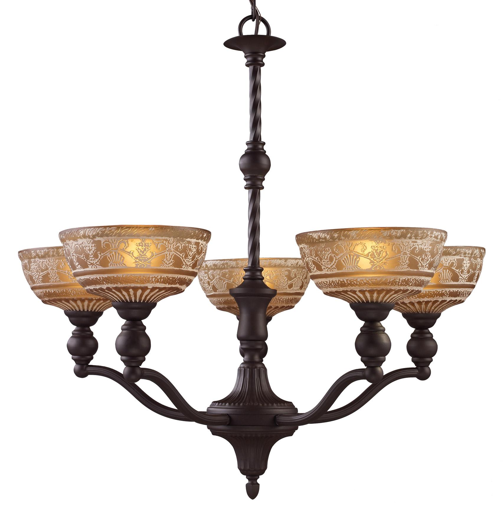 Elk lighting 66197 5 norwich five light chandelier aloadofball Images
