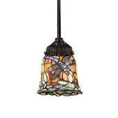 Tiffany Mix-N-Match Mini Pendant - Elk Lighting 078-TB-12