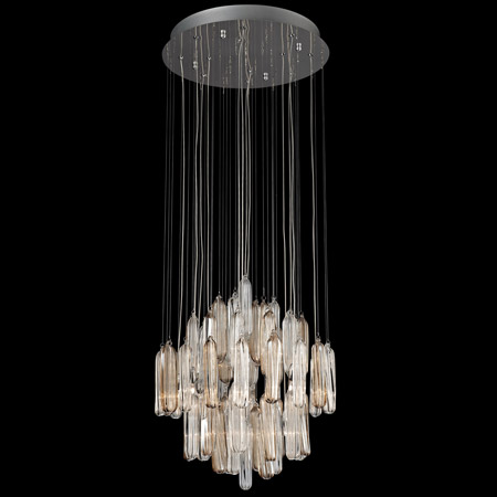 Lite Source El 10083 Itala Flush Mounted Mini Chandelier