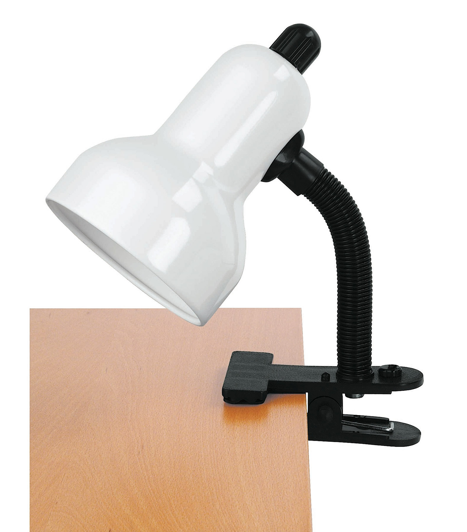 home lamps table lamps desk lamps lite source ls 111wht. Black Bedroom Furniture Sets. Home Design Ideas