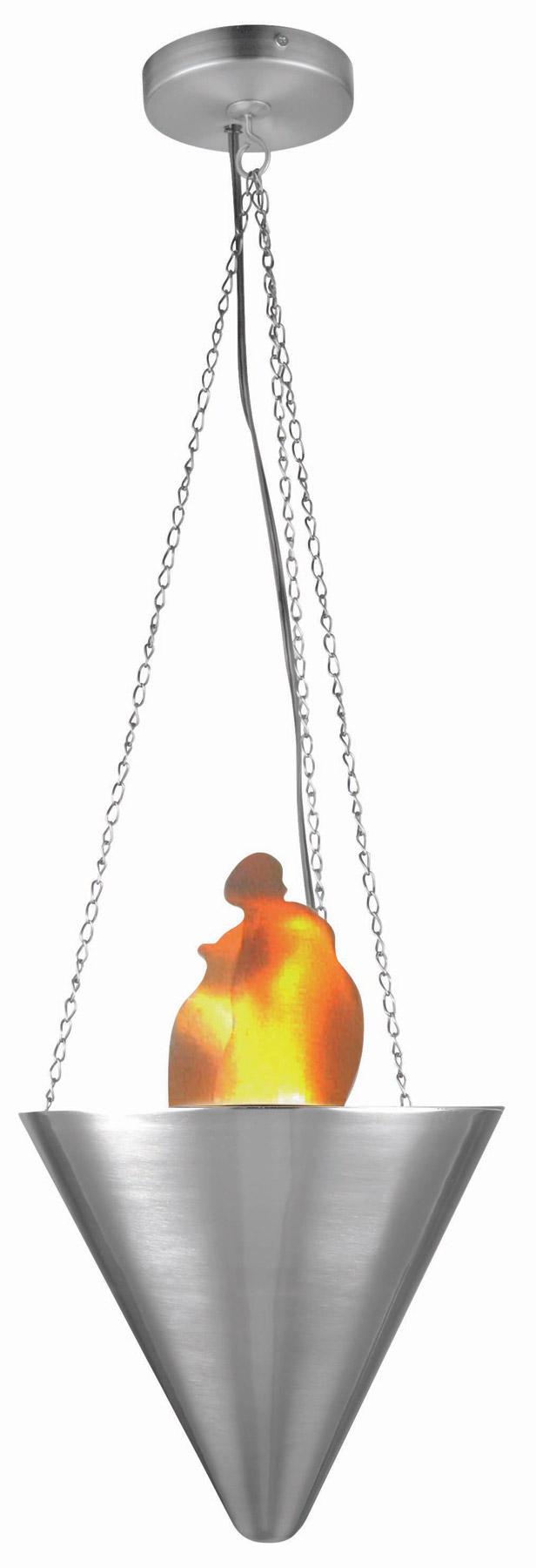 lite source ls 1870ps inverted pendant
