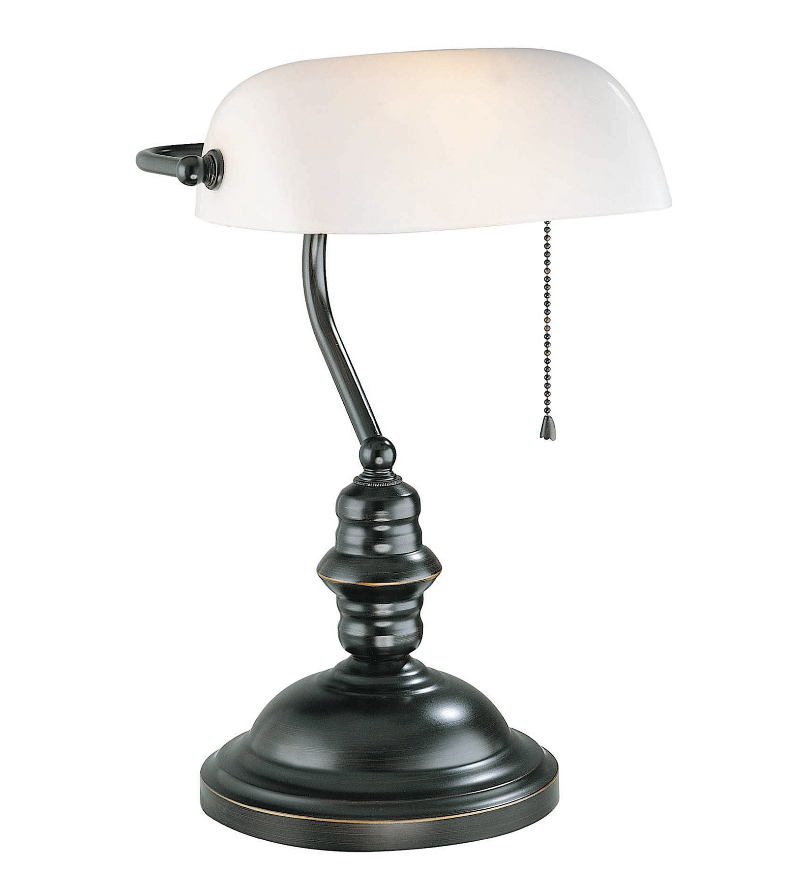 Lite source ls 224dbrz bankers desk lamp aloadofball Image collections