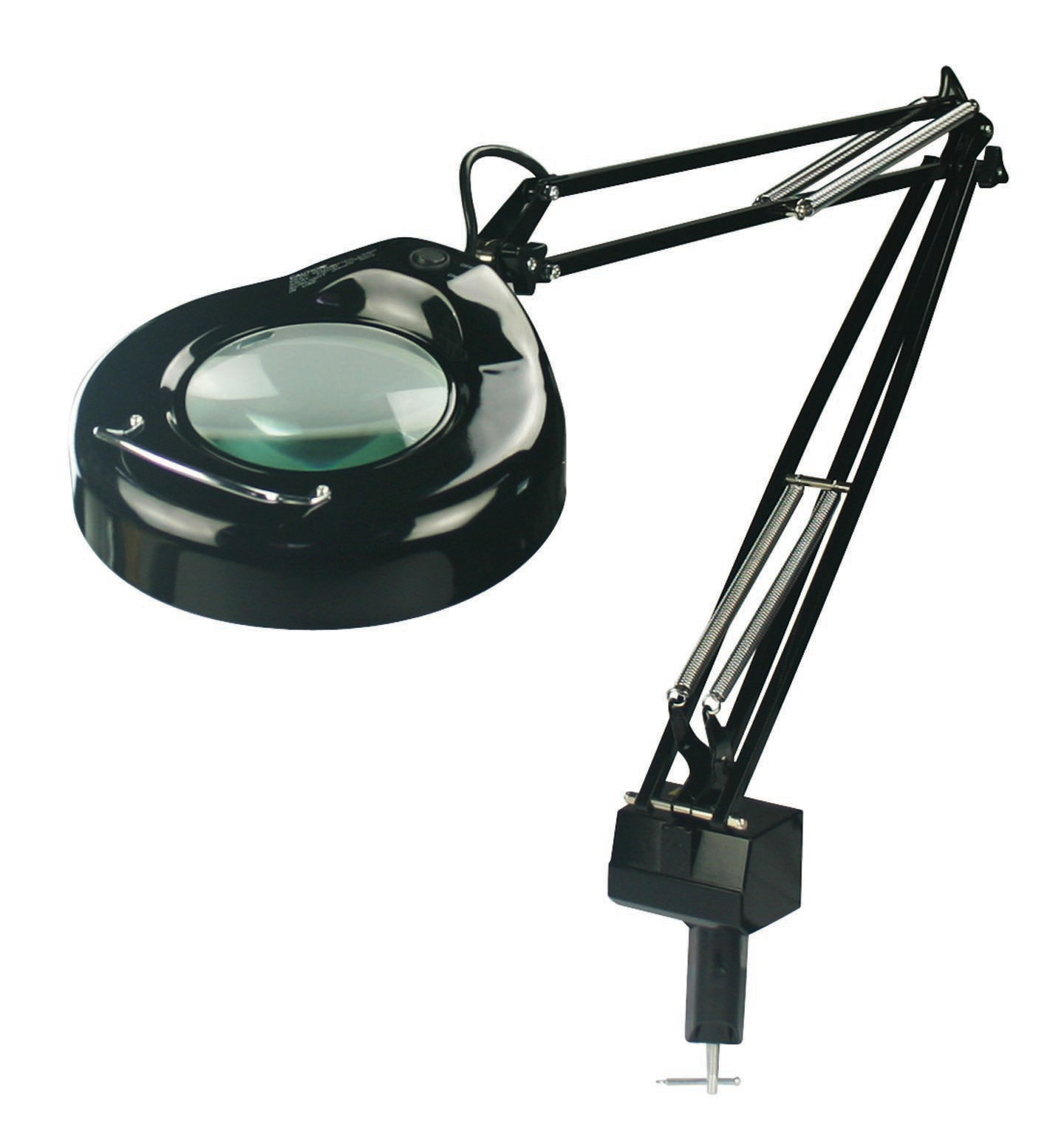 Lite Source Lsm 181blk Magnify Lite 5 Diopter Magnifying Lamp