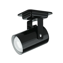 Lite Source LS-117BLK Mini Spot Pin-Up Spotlight Accent Lamp