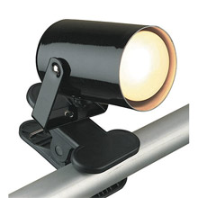 Lite Source LS-119BLK Mini Spot Clamp-On Spotlight