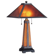 Charming Lite Source LS 20474 Micah Table Lamp