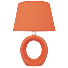 Lite Source LS-20585ORN Viko Table Lamp