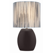 Lite Source LS-21506BLK Reiko Table Lamp