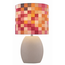 Lite Source LS-21506LATTE Reiko Table Lamp
