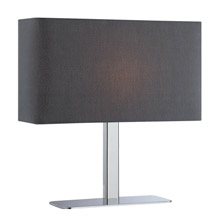 Lite Source LS-21797C/BLK Levon Table Lamp