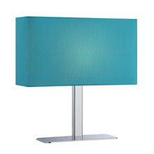 Lite Source LS-21797C/BLU Levon Table Lamp