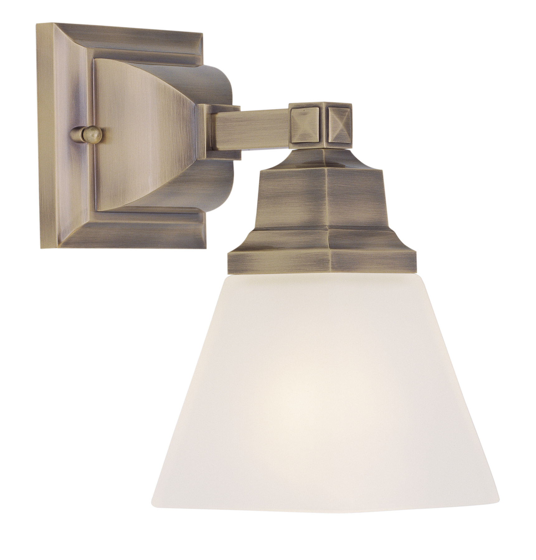 Livex Lighting 1031 01 Mission Wall Sconce