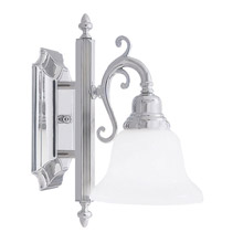 Livex Lighting 1281-05 French Regency Wall Sconce