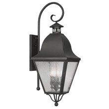 Livex Lighting 2558-07 Amwell Outdoor Wall Lantern