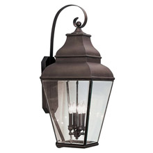 Livex Lighting 2596-07 Exeter Outdoor Wall Lantern