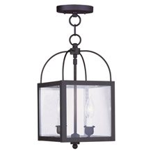 Livex Lighting 4041-04 Milford Convertible Lantern