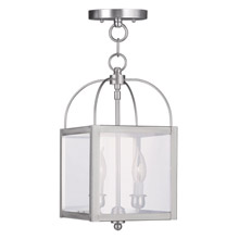 Livex Lighting 4041-91 Milford Convertible Lantern