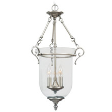 Livex Lighting 5022-91 Legacy Inverted Pendant Lantern
