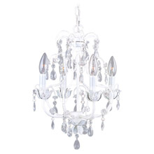Livex Lighting 8193-60 Athena Mini Chandelier